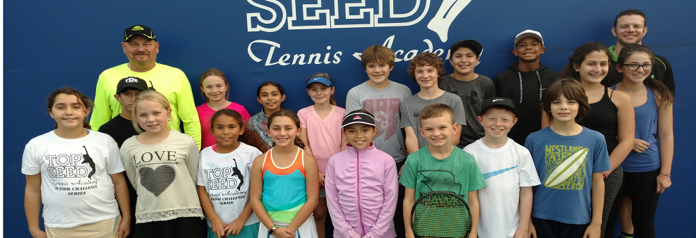 Junior Challenge Series Participants